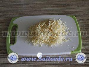 Закуска из баклажанов и кабачков